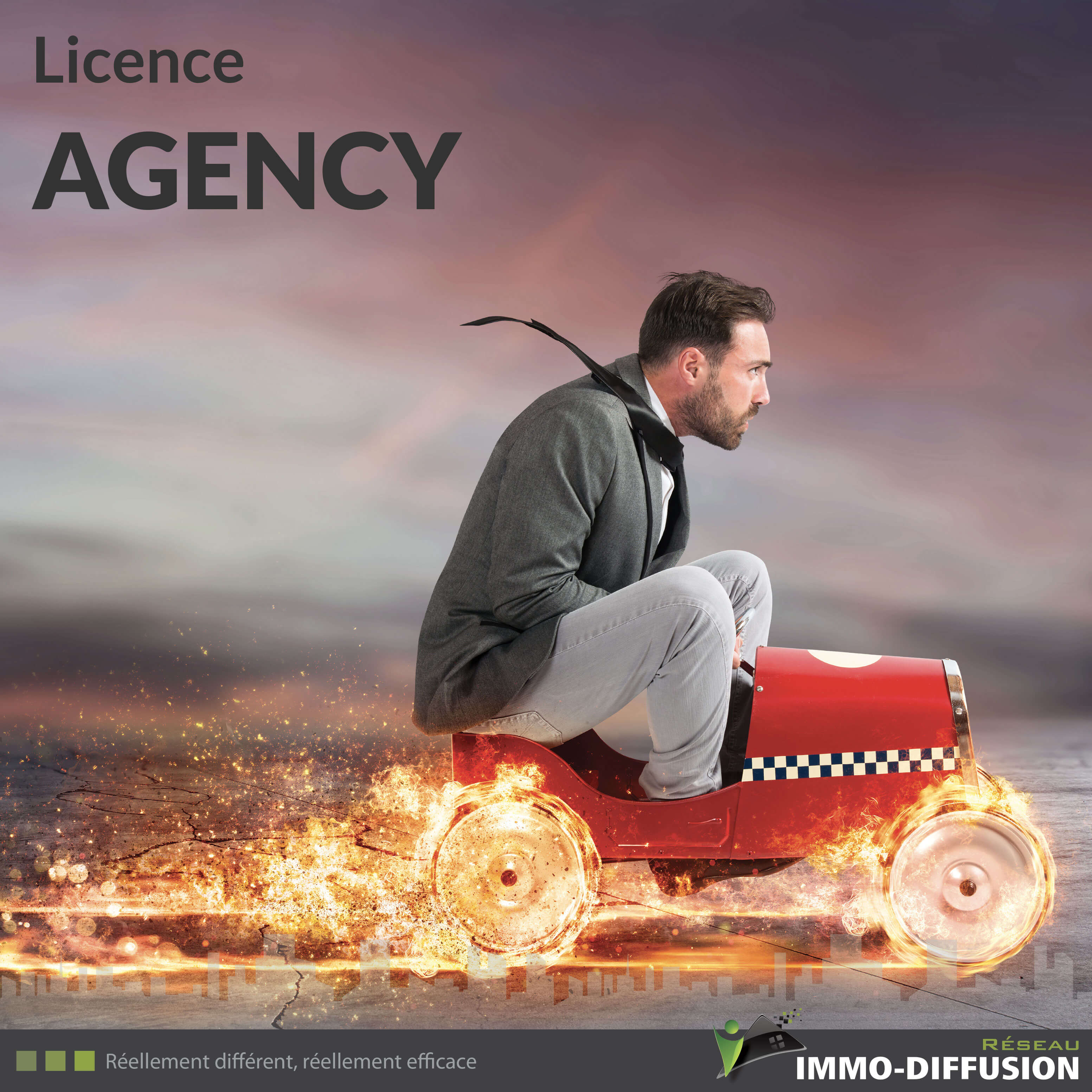 Licence AGENCY