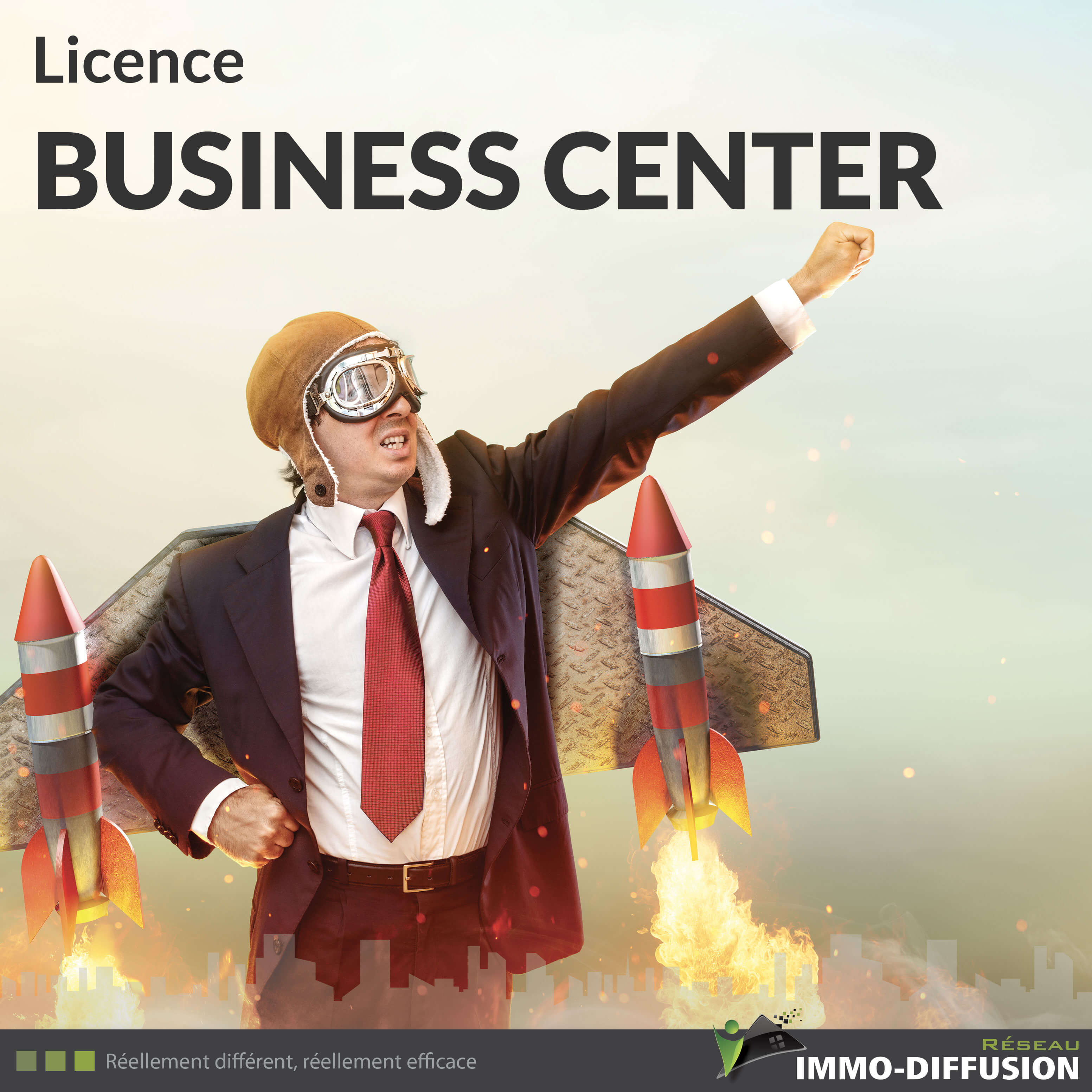 Licence BUSINESS CENTER